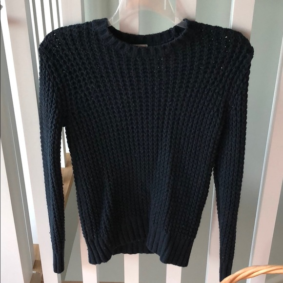 Gap Sweaters Mens Cable Knit Sweater Poshmark